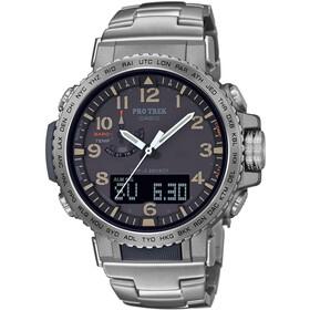 CASIO PRO TREK PRW-50T-7AER Reloj Hombre, silver/anthracite